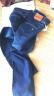 花花公子牛仔褲男秋季新款男士商務修身彈力牛仔長褲冬季加絨小直筒褲子 秋季適中款-藍色(牛仔藍)1085 28碼 /2尺1 實拍圖