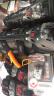 威臣(VEISON)摩托車鎖碟剎鎖車鎖電動車防盜鎖碟鎖小牛車鎖 不銹鋼和提醒繩(提醒繩顏色隨機發) 實拍圖