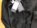 PHJ 高領打底衫女加絨加厚2019秋冬新品大碼顯瘦大碼長袖女t恤上衣 K191 黑色-加絨款 3XL 實拍圖