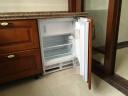 scandomestic丹麦诗凯 132升嵌入式小冰箱迷你小冰箱冷藏冷冻保鲜冰箱嵌?#36164;?#20912;箱 晒单实拍图