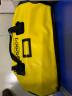 LOBOO蘿卜摩托車后尾包防水騎士裝備包摩旅騎行后座包行李包駝包 66升黃色+快拆綁帶 均碼 實拍圖