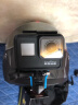 GoPro hero7運動相機水下潛水 4K戶外直播防水攝像機vlog 官方標配+迷你自拍桿+原裝電池+32G極速內存卡 hero7 black黑色(4K.60幀支持直播) 實拍圖
