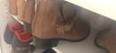 热风冬季女士一脚套切尔西靴中跟瘦瘦靴女鞋夏 08杏色 36正码