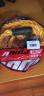 ANMA 汽車應急拖車繩 轎車越野車應急車用拉車牽引繩救援帶AM2103 3.5米5噸 實拍圖