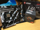 微星(MSI)X370 KRAIT GAMING主板(AMD X370/Socket AM4) 实拍图