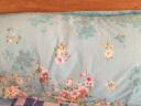雯喜家紡 雙人枕頭枕芯+枕套套裝 枕頭棉枕套 單雙人枕 一諾傾情-B 1.2米雙人枕+雙人枕套 實拍圖