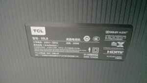 TCL 55L8怎么样
