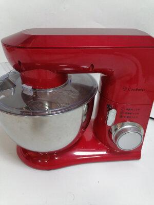 cookmii家用厨师机怎么样