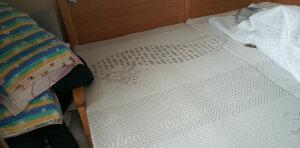 清幽雅竹乳胶床垫怎么样