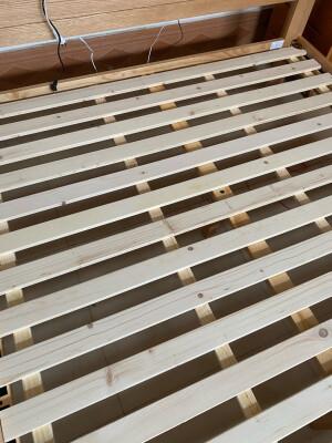 京东京造实木床怎么样