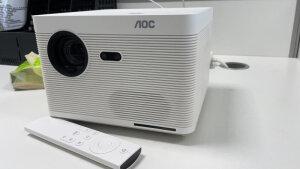 真实感受:AOC投影仪P130怎么样呢?质量差还是好呢?-精挑细选- 看评价