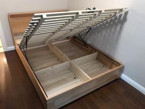 京东京造橡木床怎么样