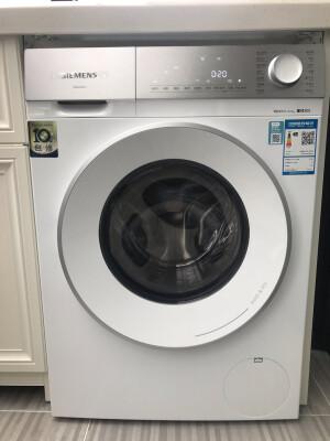 西门子变频洗烘一体机XQG100-WN54系列好好?网友分析评测可以看看!mdsunhapxw