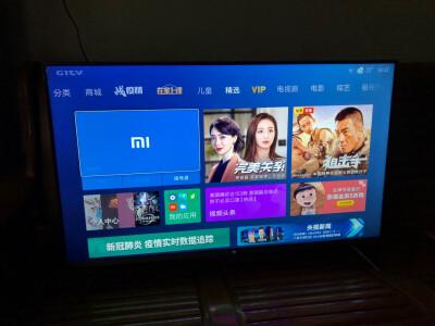 43英寸 小米电视E43S用户评价晒图
