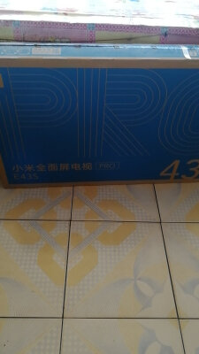 小米全面屏电视Pro-E43S-2G 32G用户评价晒图