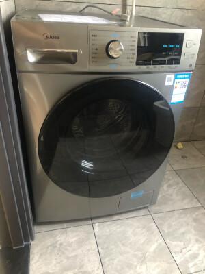 美的洗衣机10公斤洗烘一体机MD100A5好好?懂的来说说!真相揭秘!!mdsundhaytq