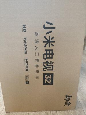 小米电视4A 32英寸用户评价晒图