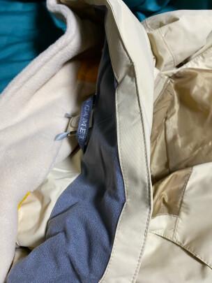 试穿:骆驼冲锋衣怎么样?骆驼冲锋衣A0W14a6137质量好吗,好看吗?-精挑细选- 看评价