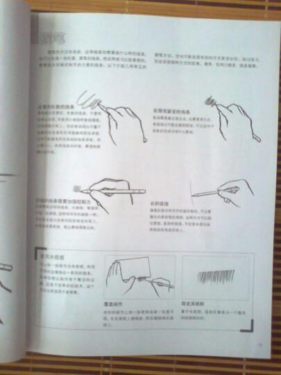 西方经典美术技法译丛:素描初步 晒单图