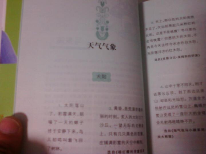 杨红樱作品 好词好句好段 叙事篇 杨红樱写的书很好