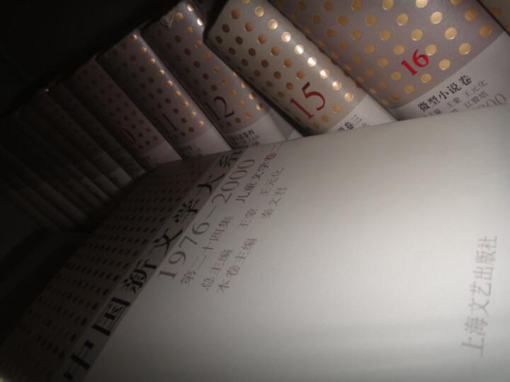 1976-2000史料·索引卷1:中国新文学大系(第29集) 晒单图