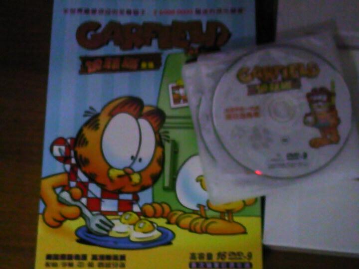 加菲猫全集 套装(16DVD9)(京东专卖) 晒单图