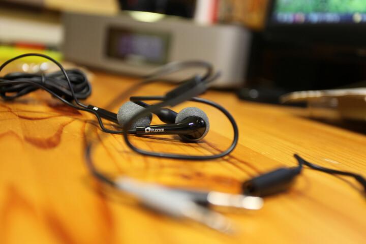 Plextor 浦科特 X30m 黑色+白色耳机套装