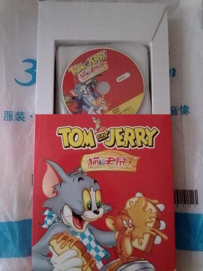 猫和老鼠(15DVD)(205集完整加长版)(国、粤、英三语高清画质)(京东专卖) 晒单图