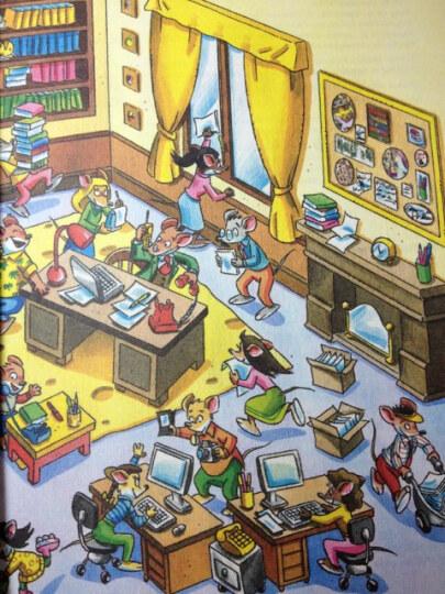 老鼠记者新译本27:玩转狂鼠马拉松 晒单图