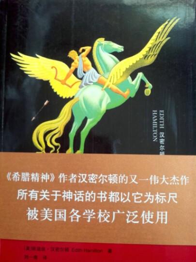神话:希腊、罗马及北欧的神话故事和英雄传说 晒单图