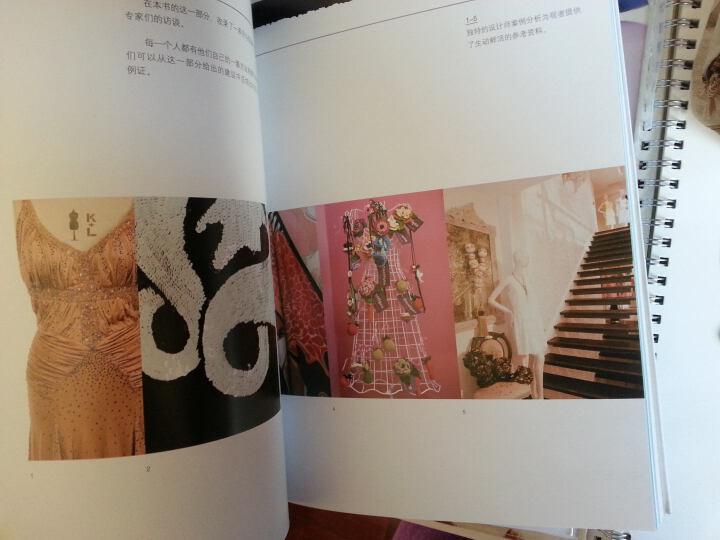 时装设计元素:时装画 晒单图