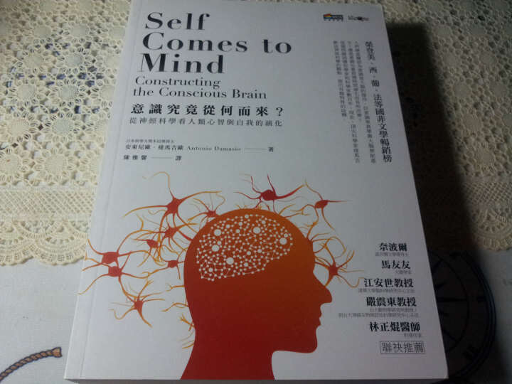 意識究竟從何而來?從神經科學看人類心智與自我的演化 晒单图