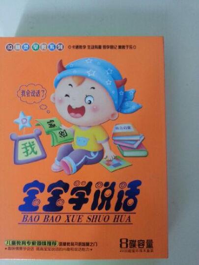IQ精灵系列宝宝学说话(4VCD) 晒单图