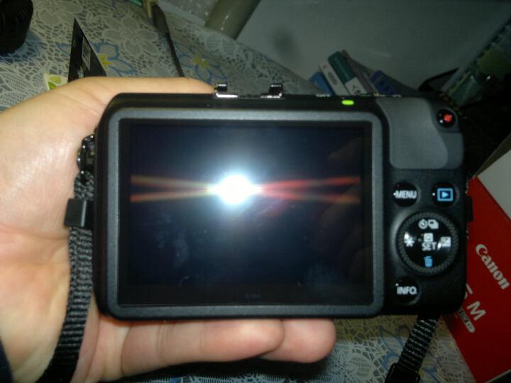 金钢(GGS)佳能 EOS-M/M2贴膜 相机贴膜 金钢膜 相机屏幕保护膜 晒单图