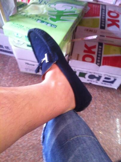 反绒皮豆豆鞋