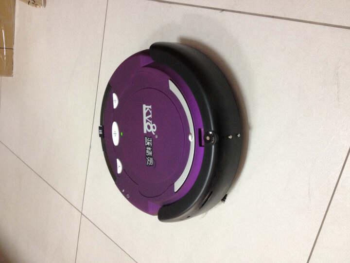 KV8 小i(v9)扫地机器人智能扫地机拖地机自动吸尘 自动回充 薄 晒单图