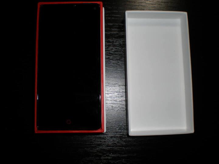 努比亚 (nubia)小牛2 Z5S mini 3G手机(前黑后白