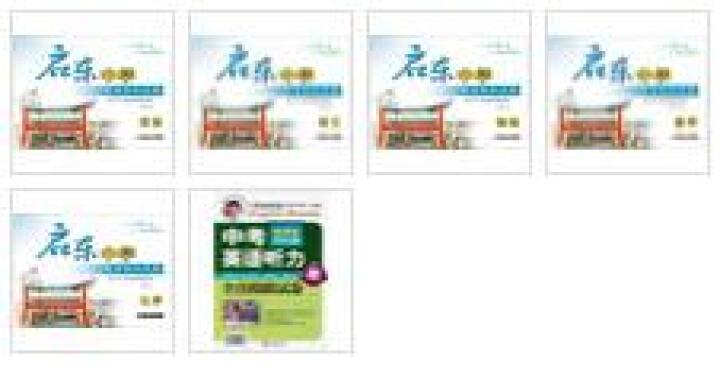 启东中学中考模拟试卷:语文(2013年版) 晒单图