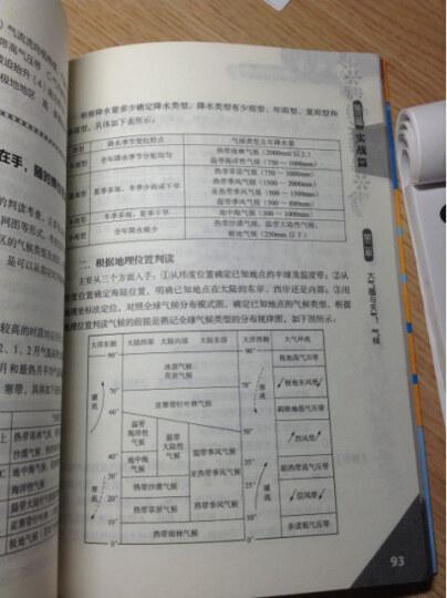 王金战·常规轻松学习系列:地理是怎样学好的(高中版) 晒单图