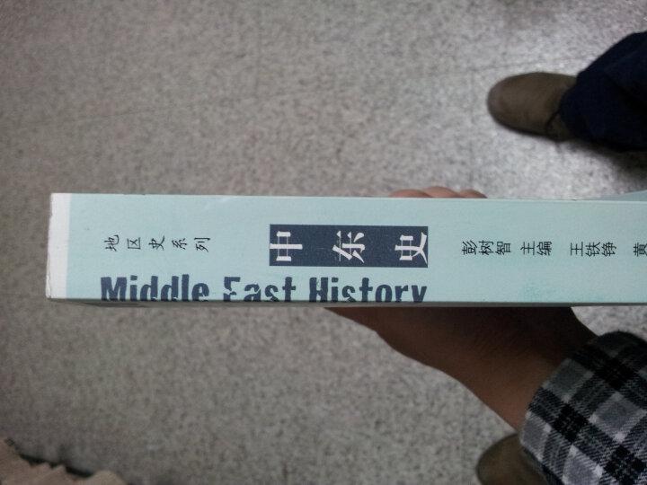 中东史 晒单图