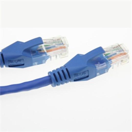 胜为(shengwei)LC-1050 高速超五类网线 成品网络跳线 5米 纯铜线芯 RJ45网线 优质水晶头  晒单图