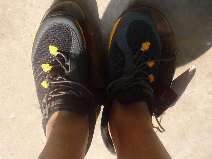 第一次买探路者的鞋子
