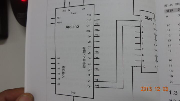 Arduino无线传感器网络实践指南 晒单图