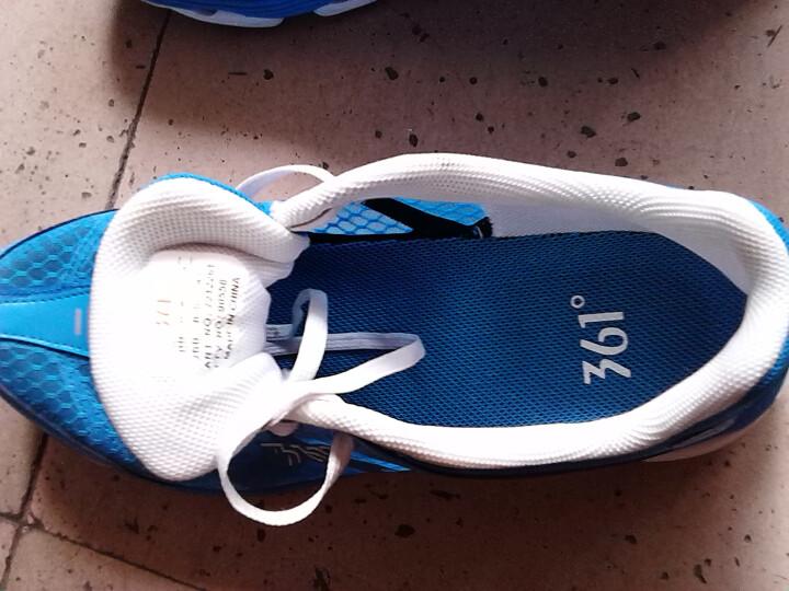 [晒单帖]361度 夏季新款网面透气轻质跑步鞋男鞋