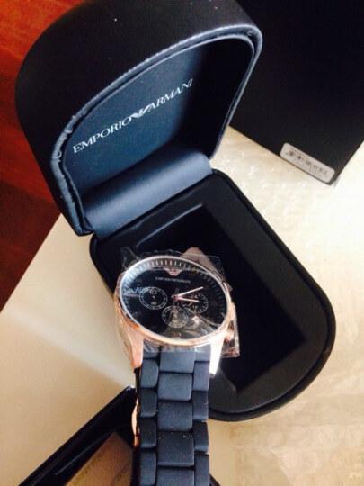 时尚阿玛尼armani手表男士表多功能三眼运动六针