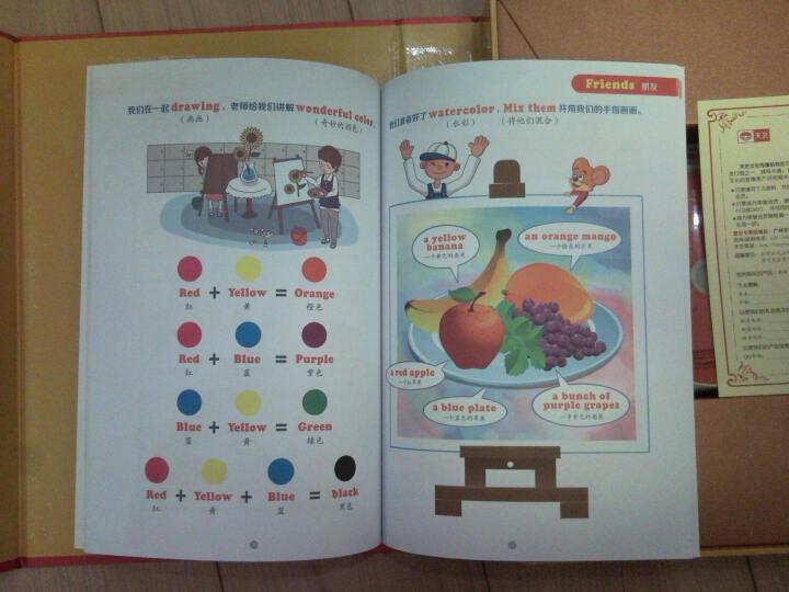 猫和老鼠启蒙英语(14DVD)(赠同步手册) 晒单图