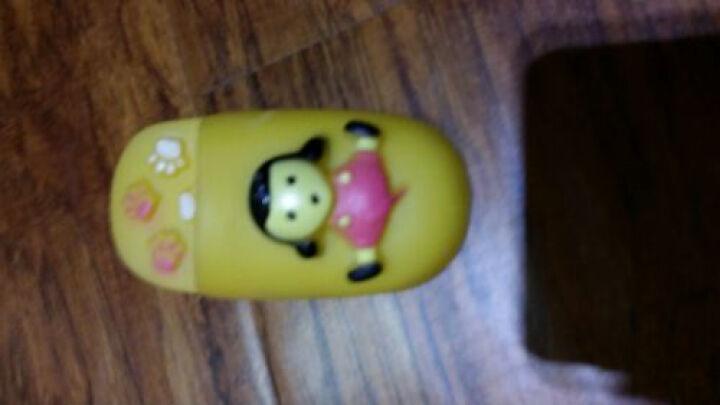 宠乐 狗狗玩具 宠物玩具 鞋子玩具 发声玩具 橡胶玩具 耐咬 磨牙 深红色 晒单图