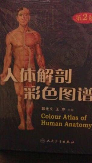 """局部解剖学(第2版)(供8年制及7年制临床医学等专业用)/普通高等教育""""十一五""""国家级规划教材(附光盘) 晒单图"""
