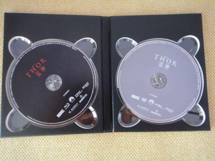 雷神(蓝光碟 BD+DVD 双碟限量版DigiBook包装)(京东专卖特价) 晒单图