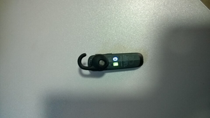 捷波朗(Jabra)Talk/鹂音 专注通话 商务手机蓝牙耳机 黑色 晒单图